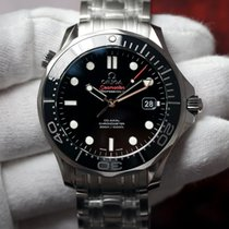 Omega Seamaster Diver 300M Black Dial NEW 212.30.41.20.01.003