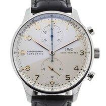IWC Portuguese Chronograph IW371445 new