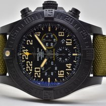 Breitling Avenger Hurricane 24h Military Limited Edition...