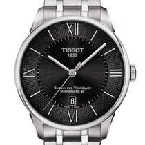 Tissot T099.407.11.058.00 Stahl Chemin de Tourelles 42mm