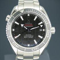 Omega Seamaster Planet Ocean Steel 40mm Black