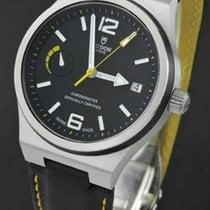 Tudor North Flag Stål 40mm