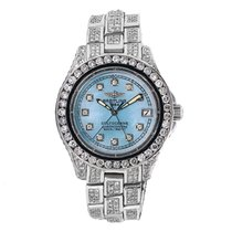 Breitling Colt Oceane Steel 33mm Blue Arabic numerals United States of America, New York, NewYork