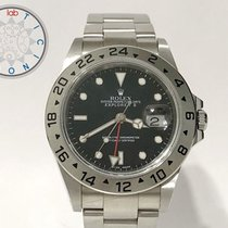 Rolex Explorer II Steel 40mm No numerals