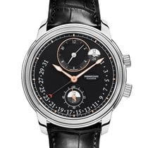Parmigiani Fleurier Toric new Automatic Watch with original box and original papers pfc493-0001400-xa1442