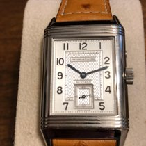 Jaeger-LeCoultre Reverso Duoface Steel 26mm Silver Arabic numerals United States of America, Pennsylvania, Stroudsburg