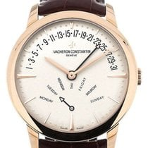 Vacheron Constantin Patrimony Rose gold 43mm Silver