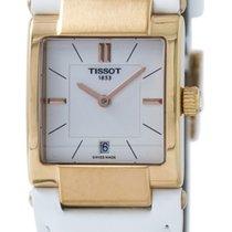 Tissot Damenuhr T-Lady 23mm Quarz neu Uhr mit Original-Box und Original-Papieren