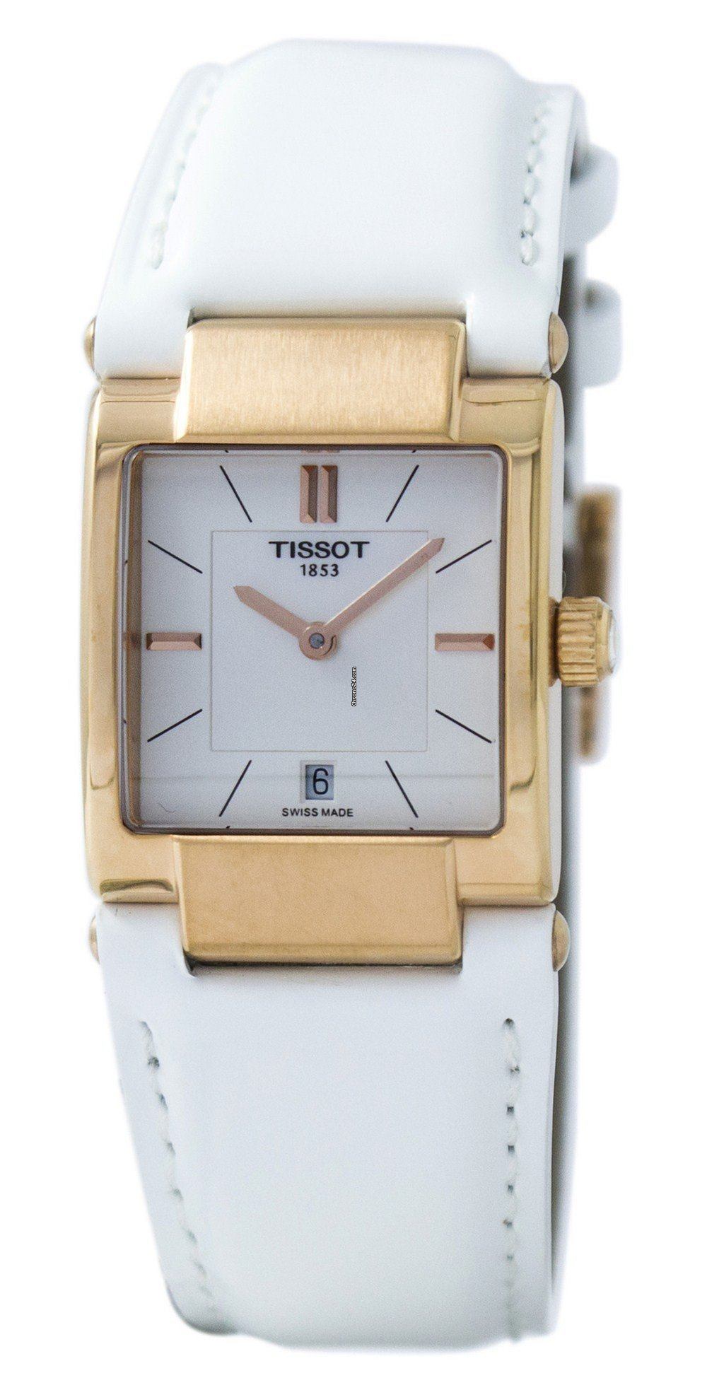 Tissot T Lady T02 Quartz T090.310.36.111.00 T0903103611100 Women's Watch