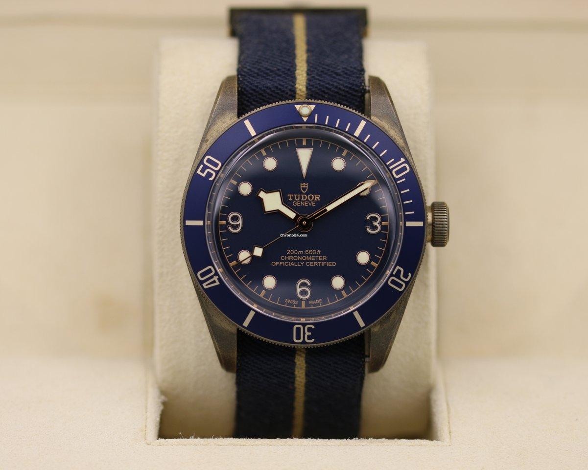 wholesale dealer d2b1c 49188 Tudor Black Bay Bronze