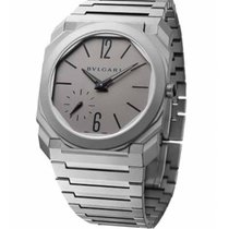 Bulgari Titanium 40mm Automatic BGO40C14TTXTAUTO 102713 new