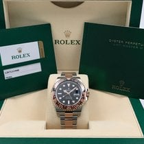 Rolex GMT-Master II 126711CHNR Unworn Gold/Steel 40mm Automatic United States of America, New York, New York