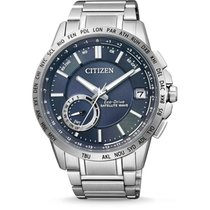 Citizen Steel 46mm CC3000-54L new