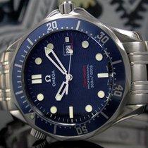 Omega Seamaster Diver 300 M 2221.80.00 Sehr gut Stahl 41mm Quarz