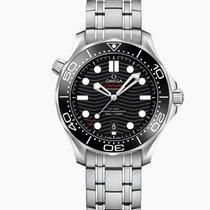 Omega 210.30.42.20.01.001 Zeljezo 2019 Seamaster Diver 300 M 42mm nov