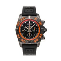 Breitling MB0111C2/BD07 Chronomat 44 Raven 44mm pre-owned United States of America, Pennsylvania, Bala Cynwyd