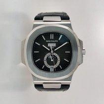 Patek Philippe Nautilus Steel 40.5mm Black No numerals United States of America, New York, Manhattan