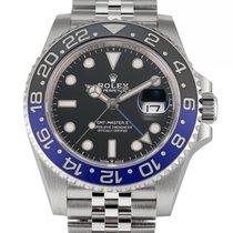 Rolex GMT-Master II Steel 40mm Black United States of America, New York, New York