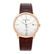 Girard Perregaux Or rose 38mm Remontage automatique 49525-52-131-BK6A occasion