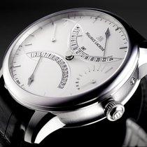 Maurice Lacroix Masterpiece Double Rétrograde GMT Herrenuhr...