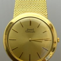 Piaget Yellow gold 34mm Automatic pre-owned United States of America, Florida, Orlando