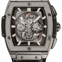 Hublot Spirit of Big Bang 601.NX.0173.LR.1104 Neu Titan Automatik
