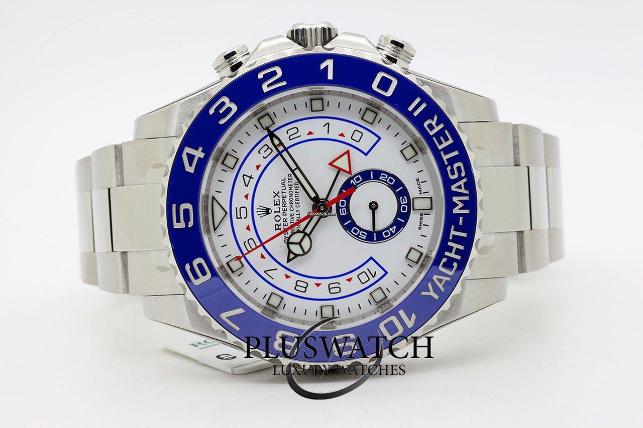 e8402193544 Prezzo degli orologi Rolex Yacht-Master II su Chrono24