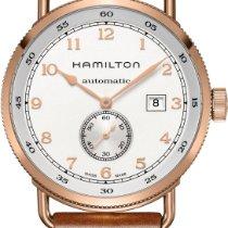 Hamilton Khaki Navy Pioneer Small Second H77745553 Herren...