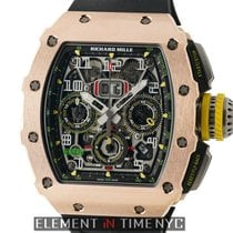 Richard Mille RM 11-03 Rose Gold Felipe Massa Automatic...