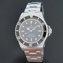 Rolex Oyster Perpetual Submariner No Date Four Lines