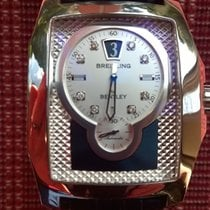 Breitling Bentley Flying B jumping hour, diamond dial