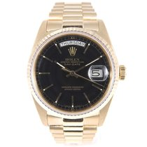 Rolex Day Date yellow gold 18038 full set