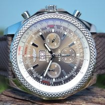 Breitling for Bentley 6.75 Chronograph Bronze Dial, B&P,...