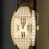 Chopard Rose gold Quartz Silver Roman numerals 44,80mm new La Strada