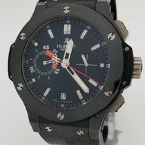 Hublot Big Bang Euro '08 Limited Edition 44mm Black Ceramic...