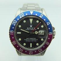 Rolex GMT-Master Fuchsie Long E Small Hand MK 1 Rolex Service