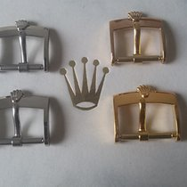 Rolex 100% original 14mm Steel or Gold-plated buckle