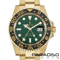 Rolex 116718LN Oro giallo GMT-Master II 40mm