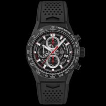 TAG Heuer Full Black Carrera Calibre HEUER 01