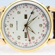 Movado Yellow gold 34mm Manual winding pre-owned Singapore, 10 Admiralty Street #05-12 Northlink Building, Singapore 757695