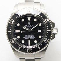 롤렉스 Sea-Dweller Deepsea 스틸 43mm