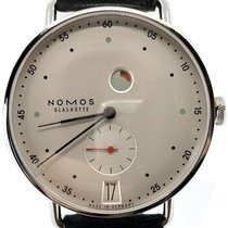 NOMOS Steel 37mm Manual winding Metro pre-owned