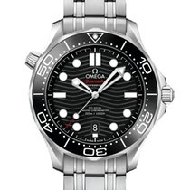 Omega Seamaster Diver 300 M 210.30.42.20.01.001 New Steel 42mm Automatic