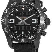 Breitling Chronospace Military Steel Arabic numerals United States of America, New York, Brooklyn