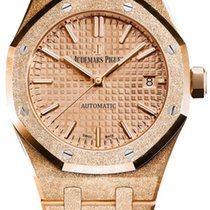 Audemars Piguet 15454OR.GG.1259OR.03 Oro rosa 2020 Royal Oak Lady 37mm nuevo