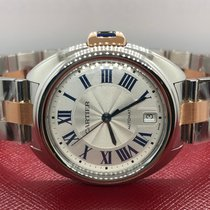 Cartier Steel 35mm Automatic W2CL0003 new UAE, Abu Dhabi