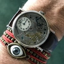 Breguet Tradition Or blanc 45mm Transparent