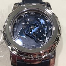 Ulysse Nardin White gold 44.5mm Manual winding 020-81 new