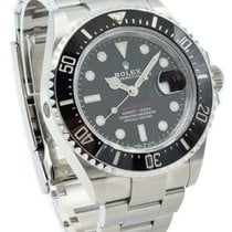 Rolex Sea-Dweller Steel 43mm Black