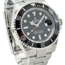 Rolex Sea-Dweller Acero 43mm Negro